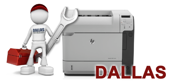 Dallas Printer Repair We repair printers in Dallas, TX.  Same day laser printer repair