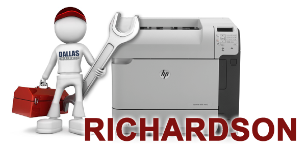 Printer Repair Richardson We repair printers in Richardson, TX.  Same day laser printer repair
